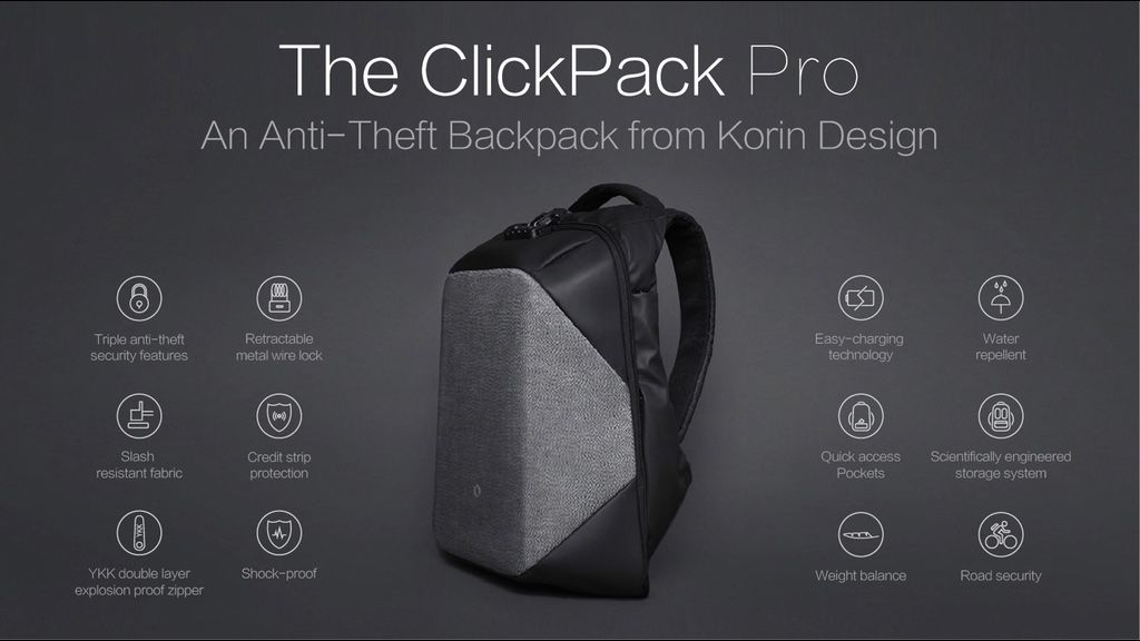 ClickPack Pro by Korin Design
