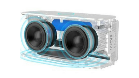 DOOS Soundbox Portable