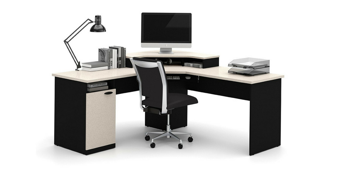 Bestar Hampton Corner Gaming Workstation