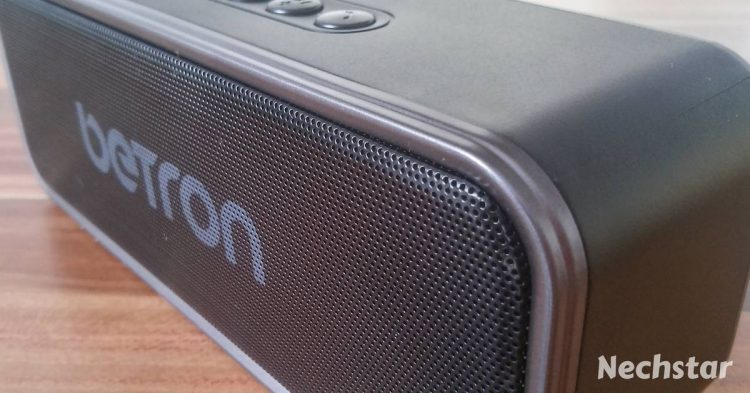 Betron D51 Bluetooth Speaker Front Photo