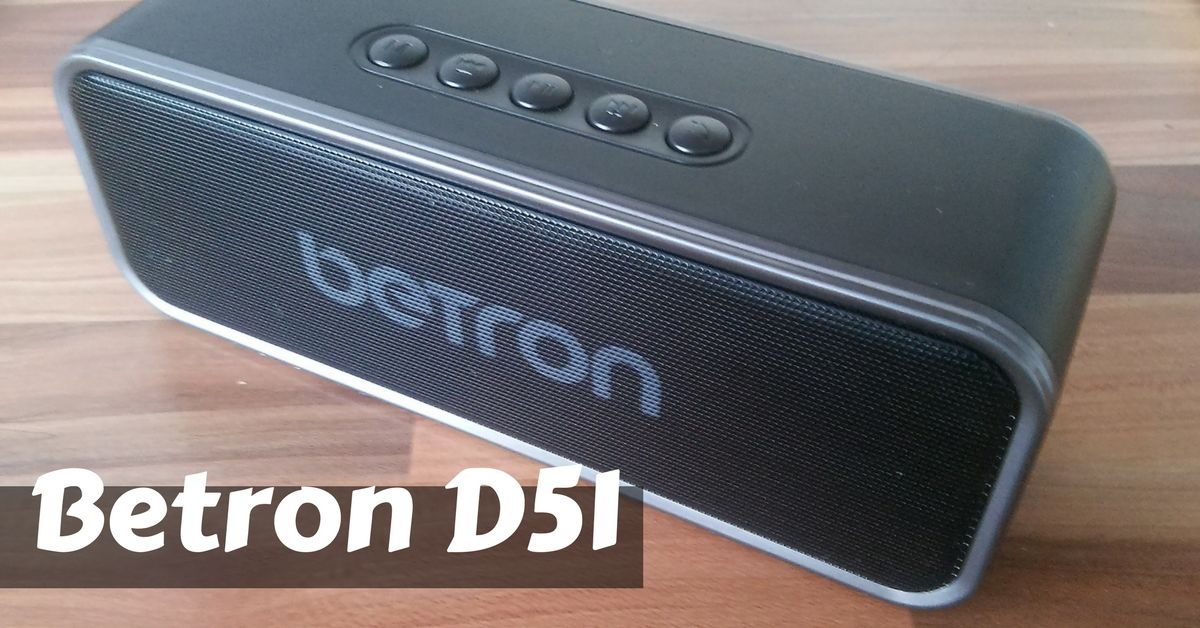 Betron D51 Review