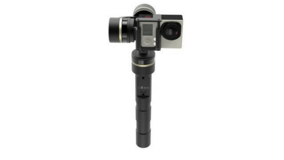 Feiyu Tech G4-QD wearable gimbal