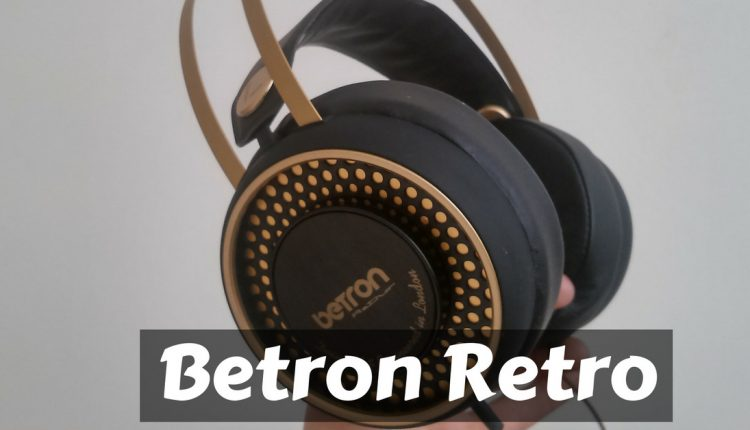 Betron Retro Review – Are Betron Over-Ear Headphones Any Good