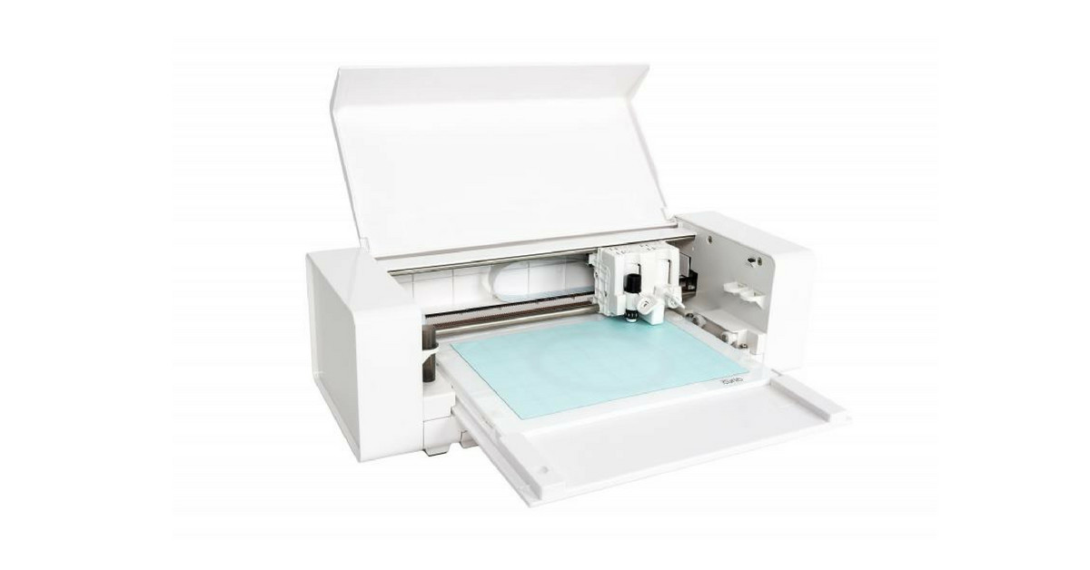 Silhouette Curio cutting machine