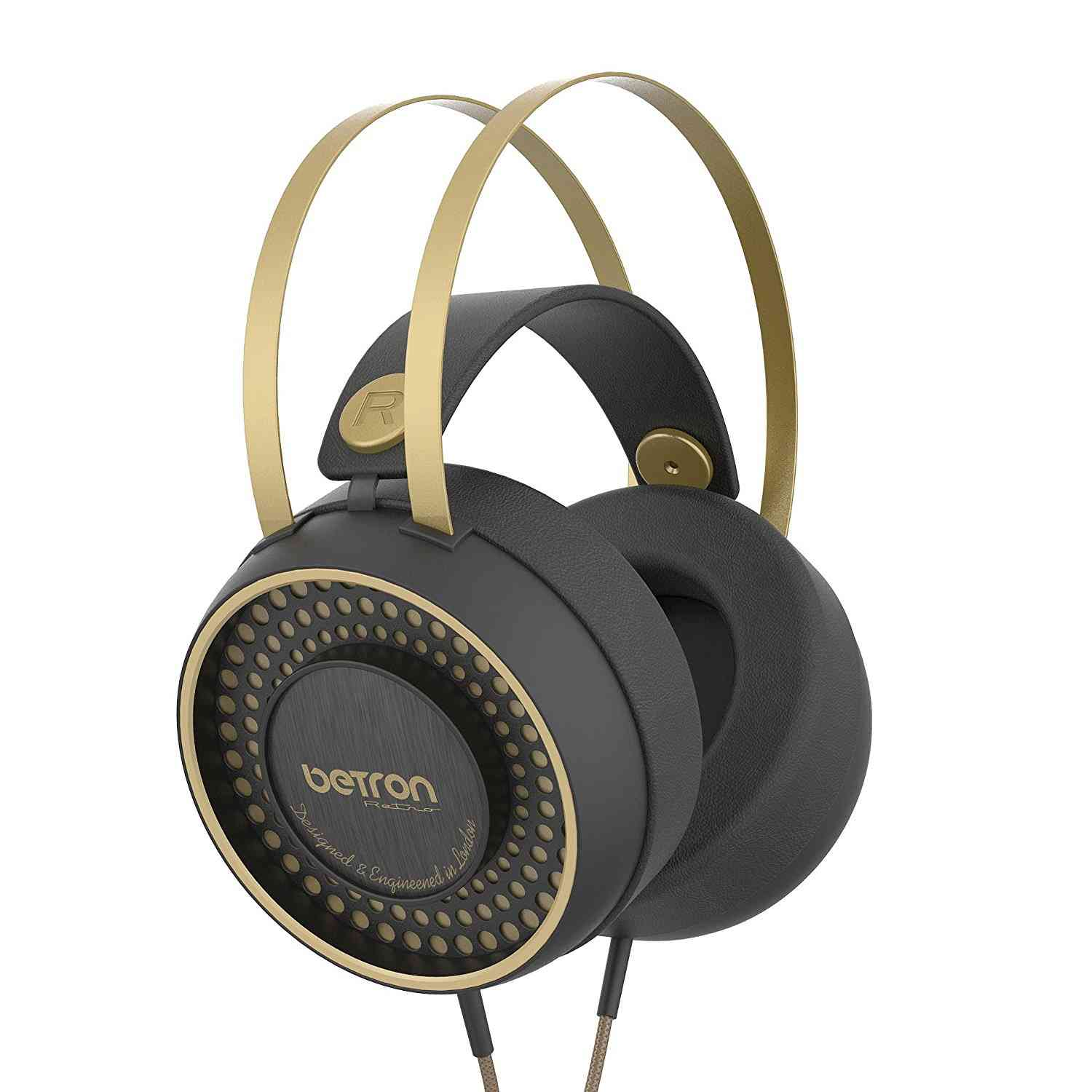 betron retro headphones