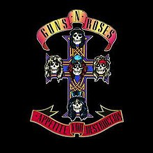 Guns N' Roses Appetite For Destruction