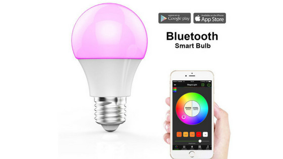 MagicLight Bluetooth Smart Light Bulb