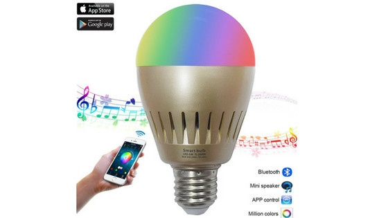 Santaro Bluetooth Music Bulb