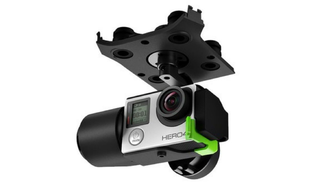 3DR Solo Gimbal 3-Axis Gimbal For GoPro
