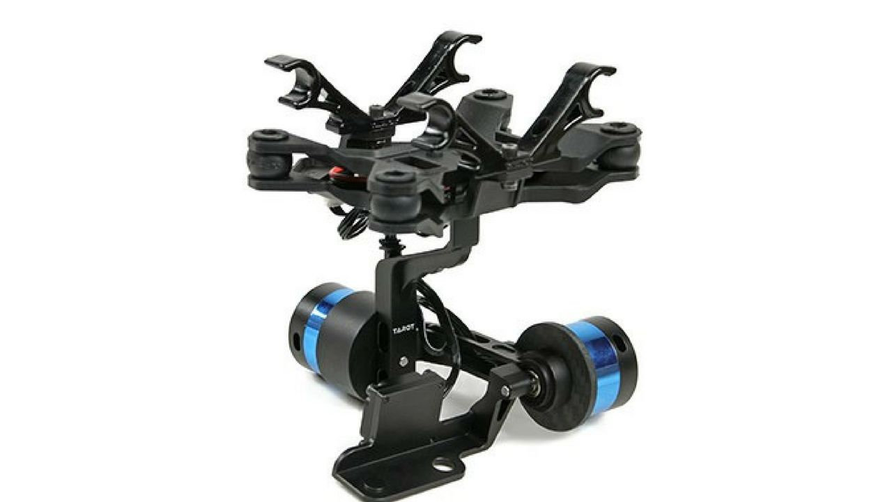 Tarot T-2D V2 Brushless Camera Gimbal