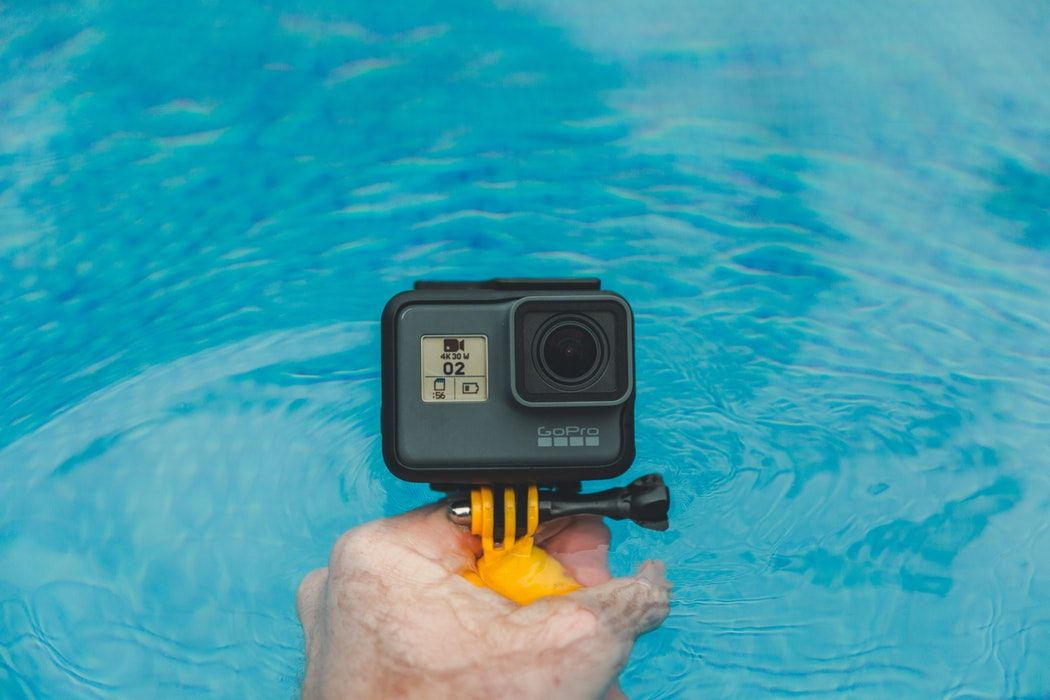 Waterproof Vlogging Cameras