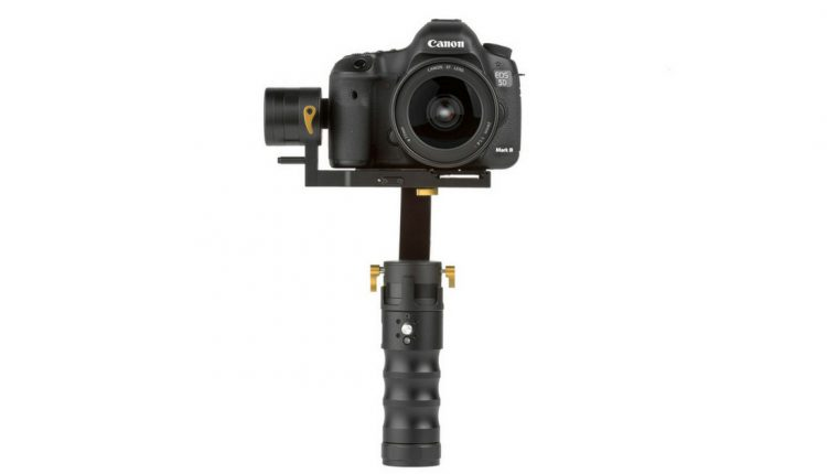 Beholder DS1 DSLR Gimbal Review
