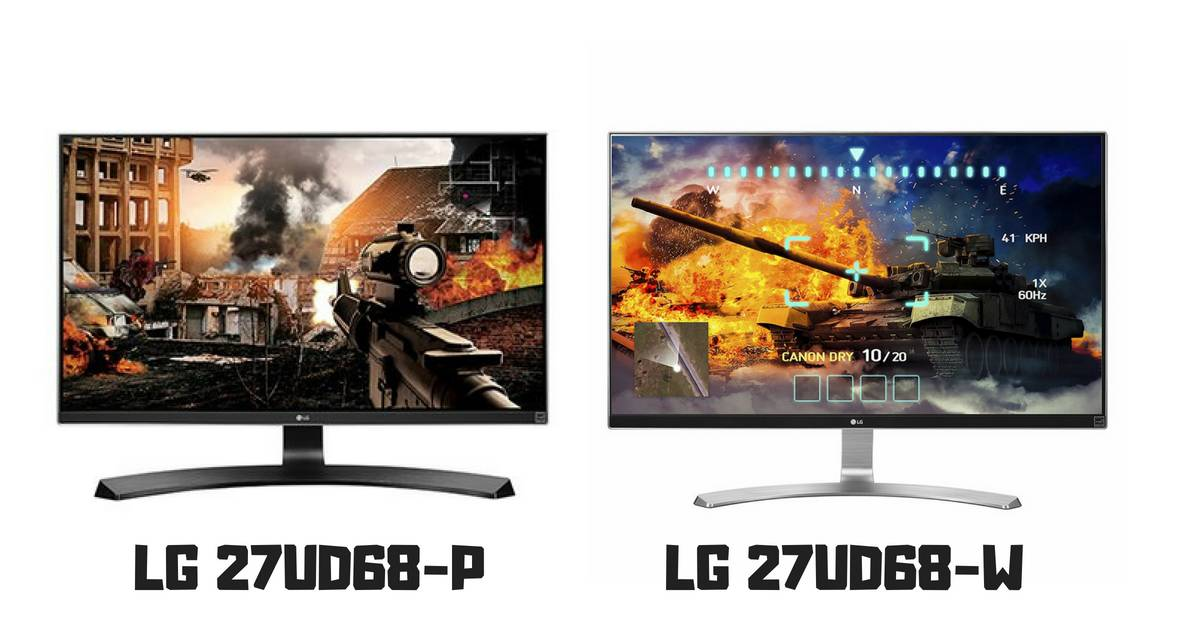 LG 27UD68 monitor Review