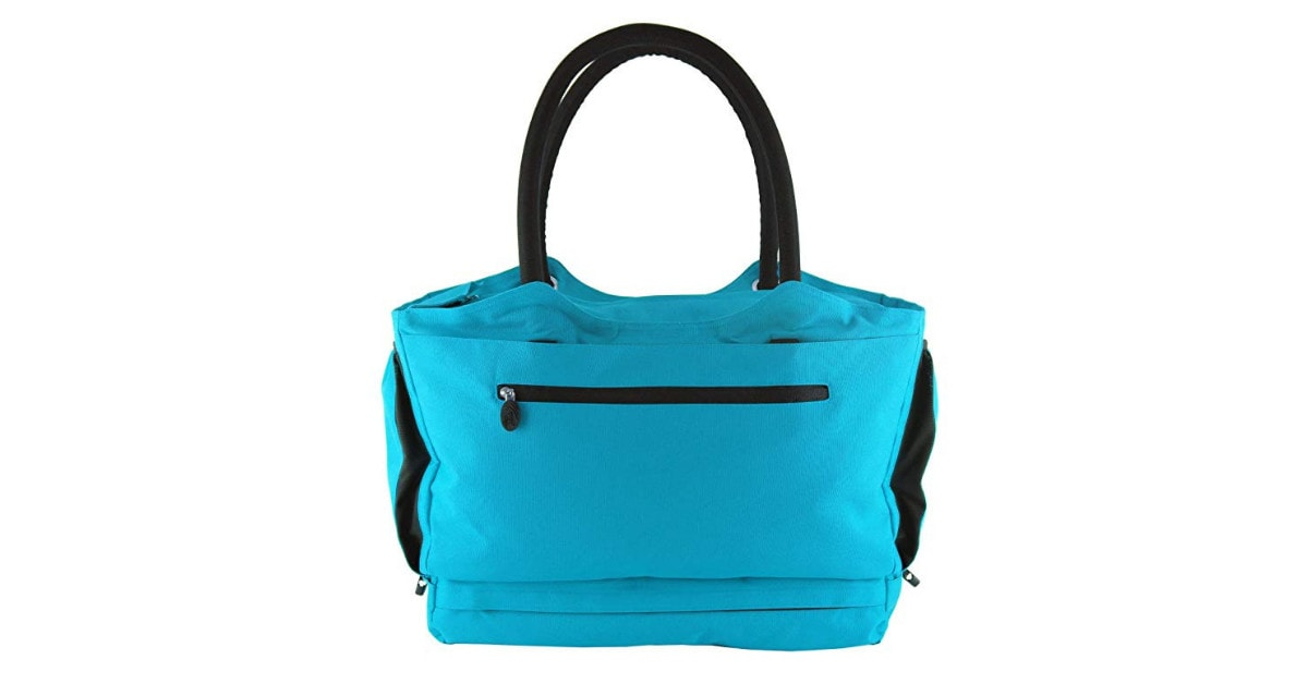 CoolBag Gen 2 Locking Anti-Theft Travel Tote