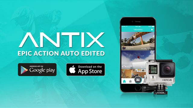 Antix App for android and iphone