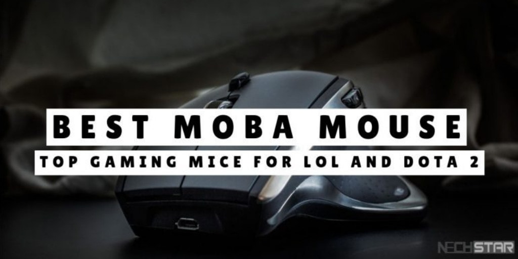 Best gaming mouse for moba
