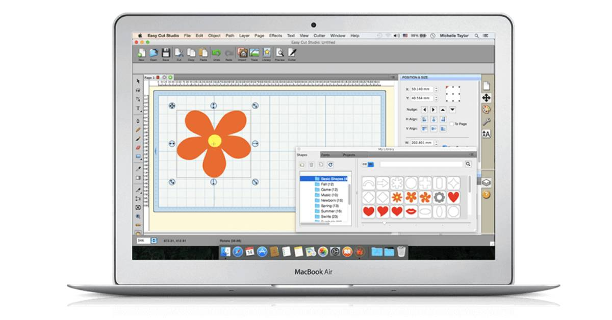 Easy Cut Studio - software for vinyl cutters
