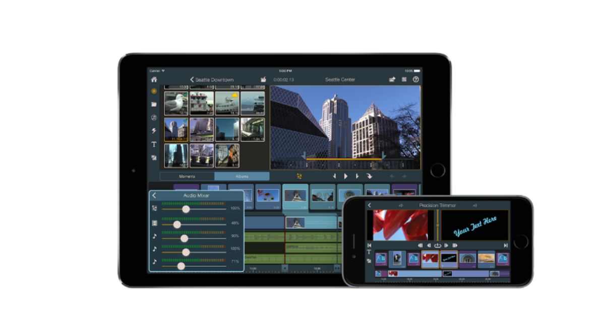 Pinnacle Studio Pro app for iphone