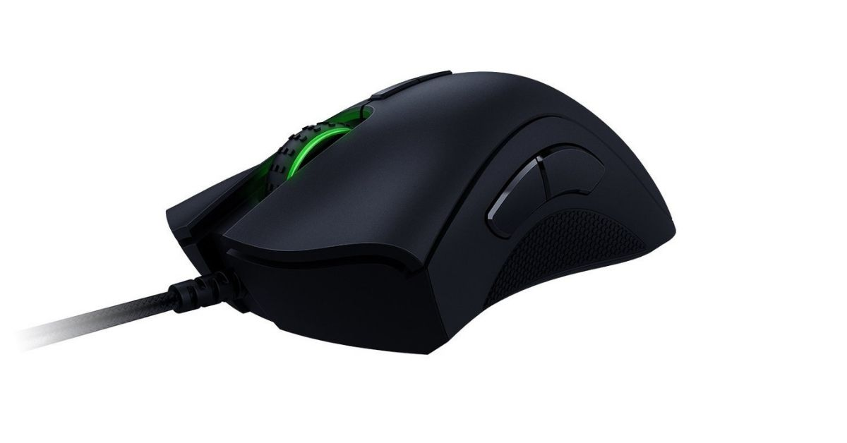 Top MOBA mouse - Razer Deathadder Elite