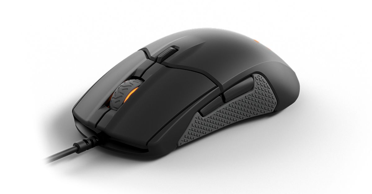 Best MOBA mouse for left-hand player