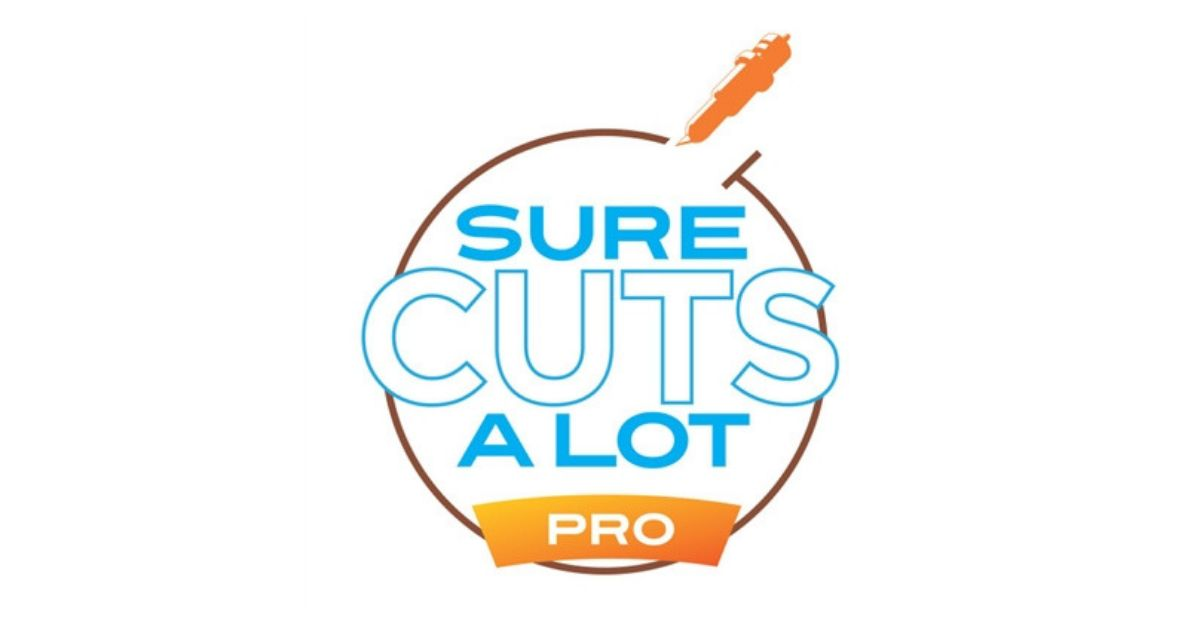 Sure Cuts A Lot - free vinyl cutting software