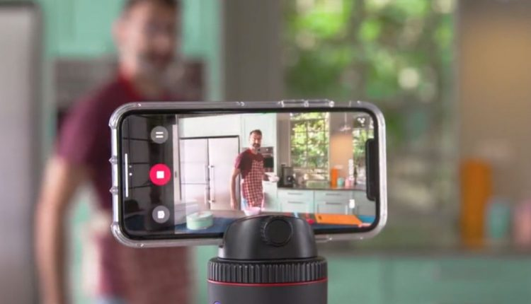 Pivo: The Interactive Pod For Better Smartphone Photography