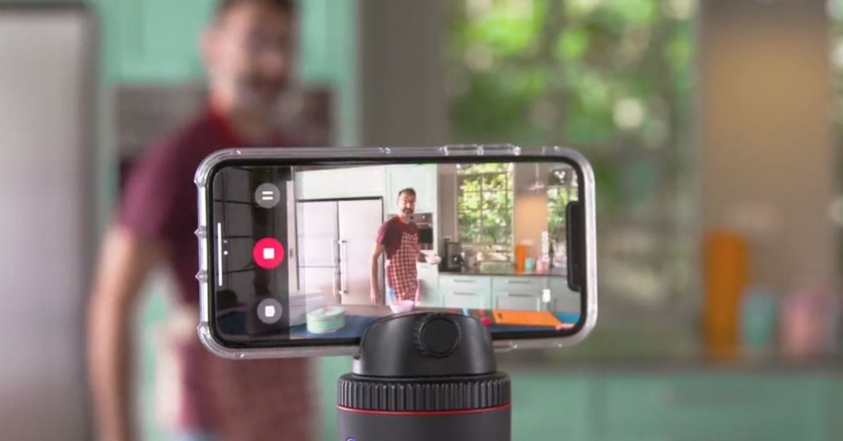 Pivo Pod For Better Smartphone Photography and Video