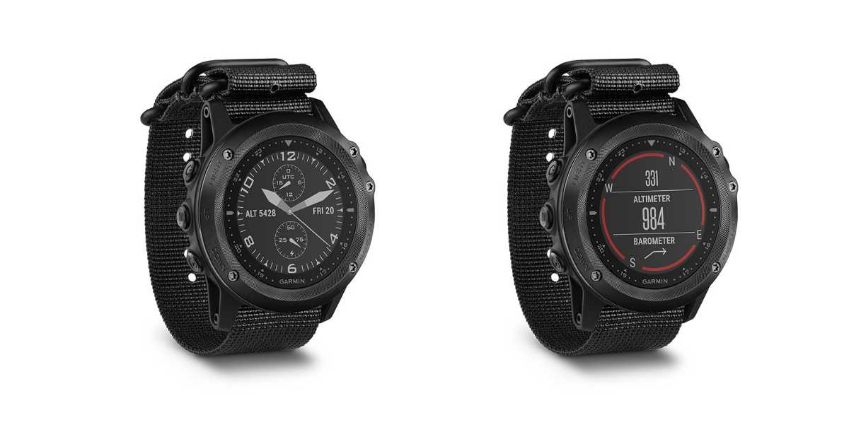 Garmin Tactix Bravo Military Watch