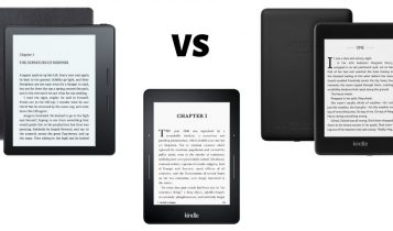 Kindle Oasis vs Paperwhite vs Voyage: Best Ebook Readers to Buy