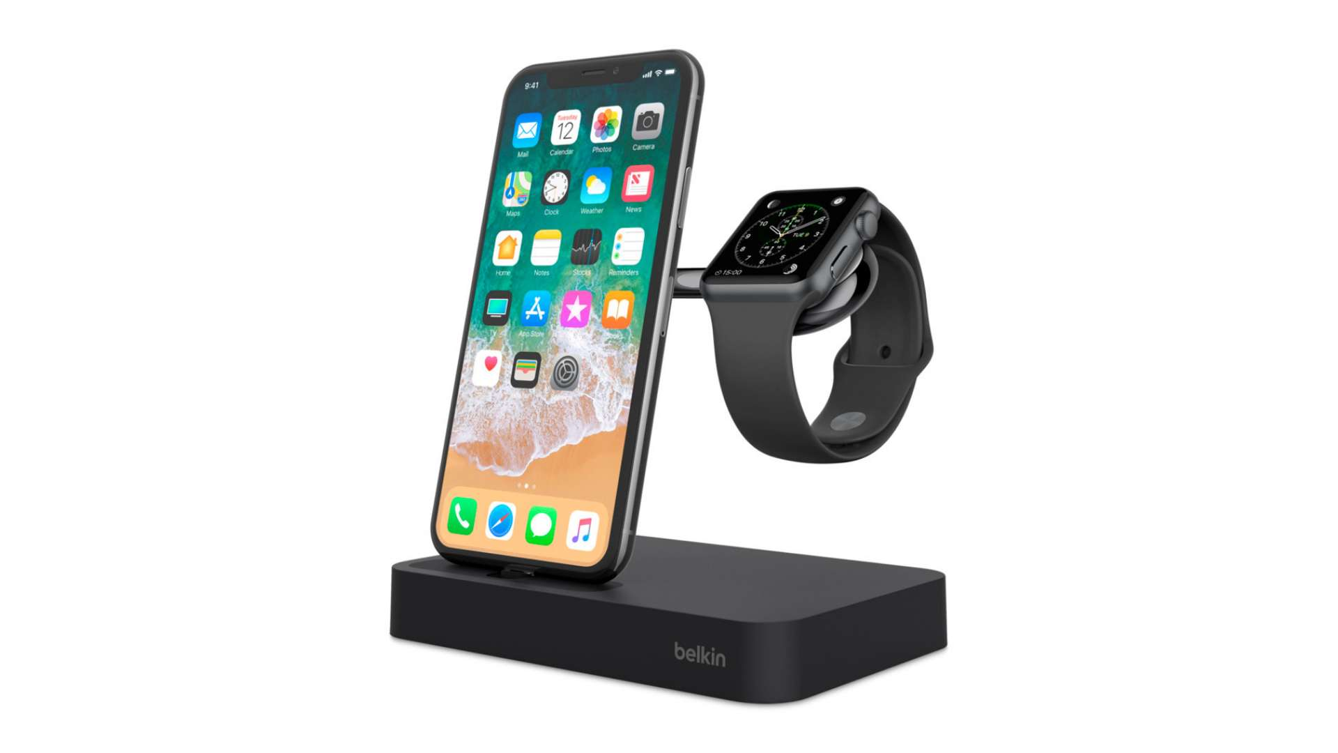 Belkin Valet Charging Dock for Apple Watch and iPhone