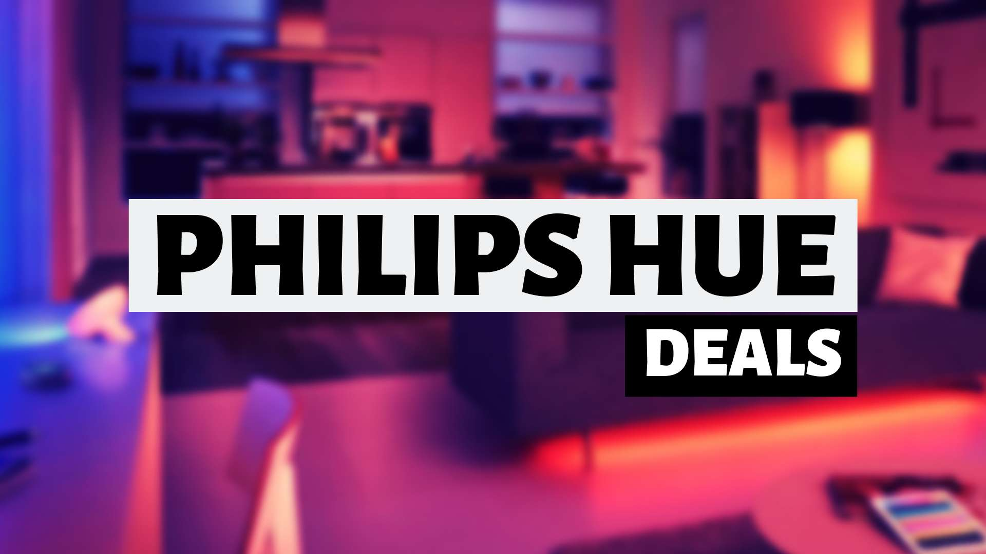 philips hue deals