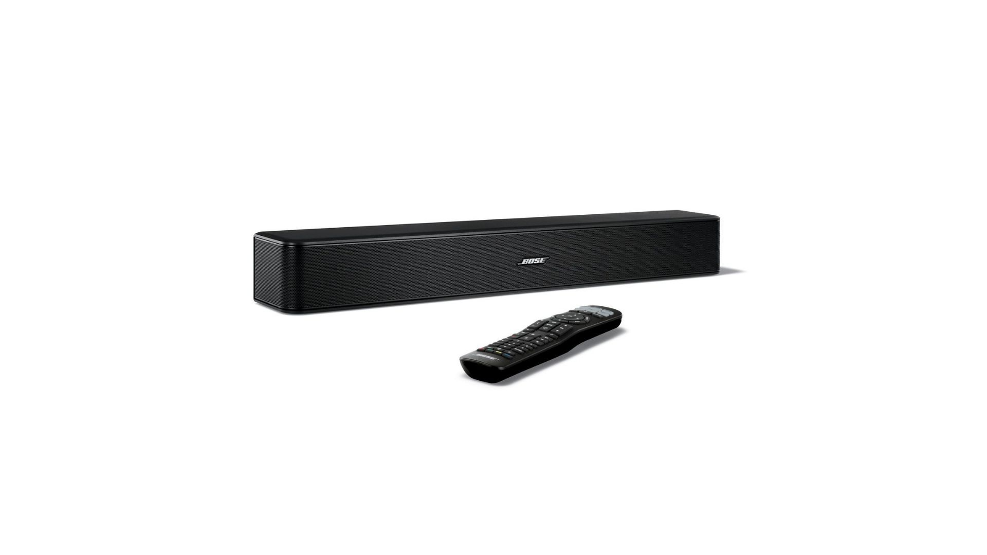 Best Soundbar under 200 - Bose Solo 5 TV Sound System with Universal Remote Control