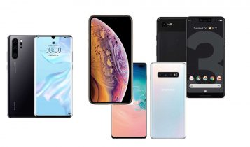 Huawei P30 Pro vs. Galaxy S10 Plus vs. Pixel 3 XL vs Iphone XS: All Specs Compared
