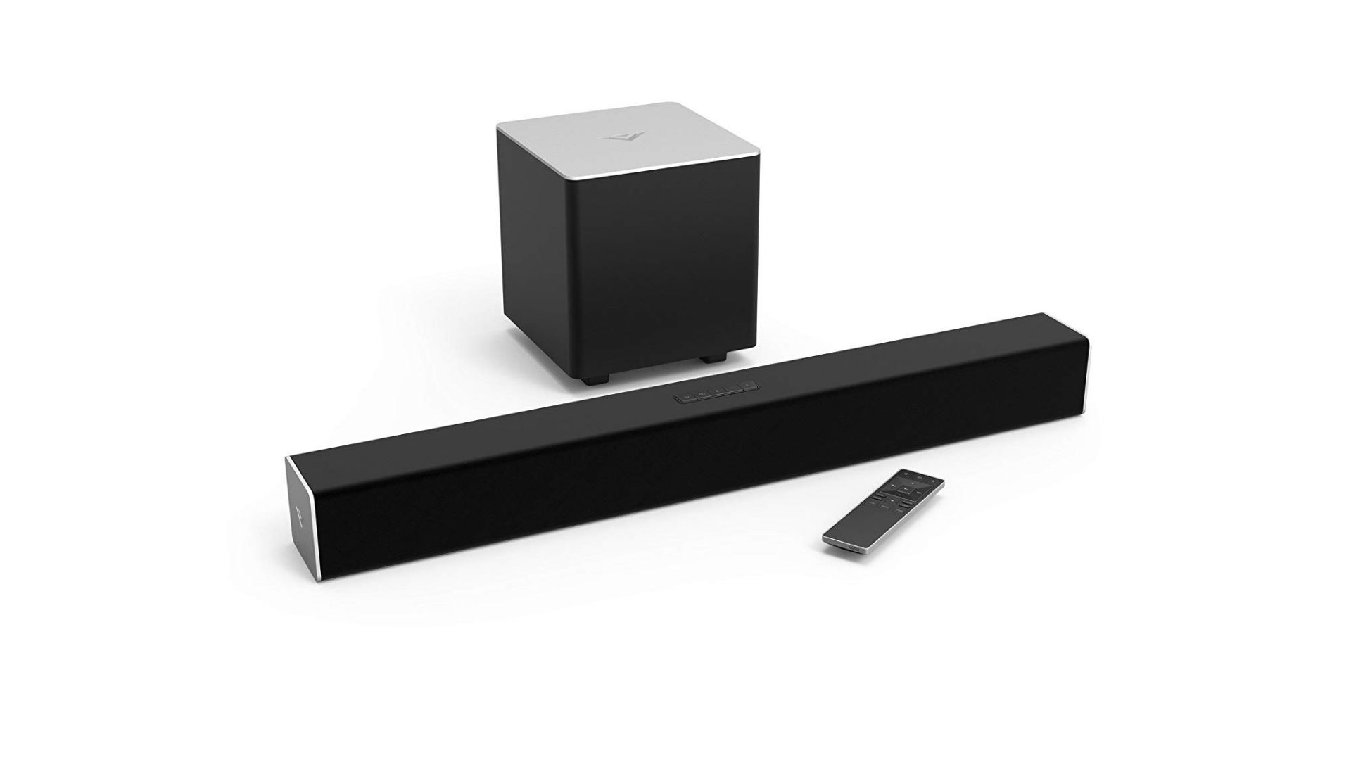 "Best Soundbar under 200 - VIZIO SB3621n-F8M 36"" 2.1 Channel"