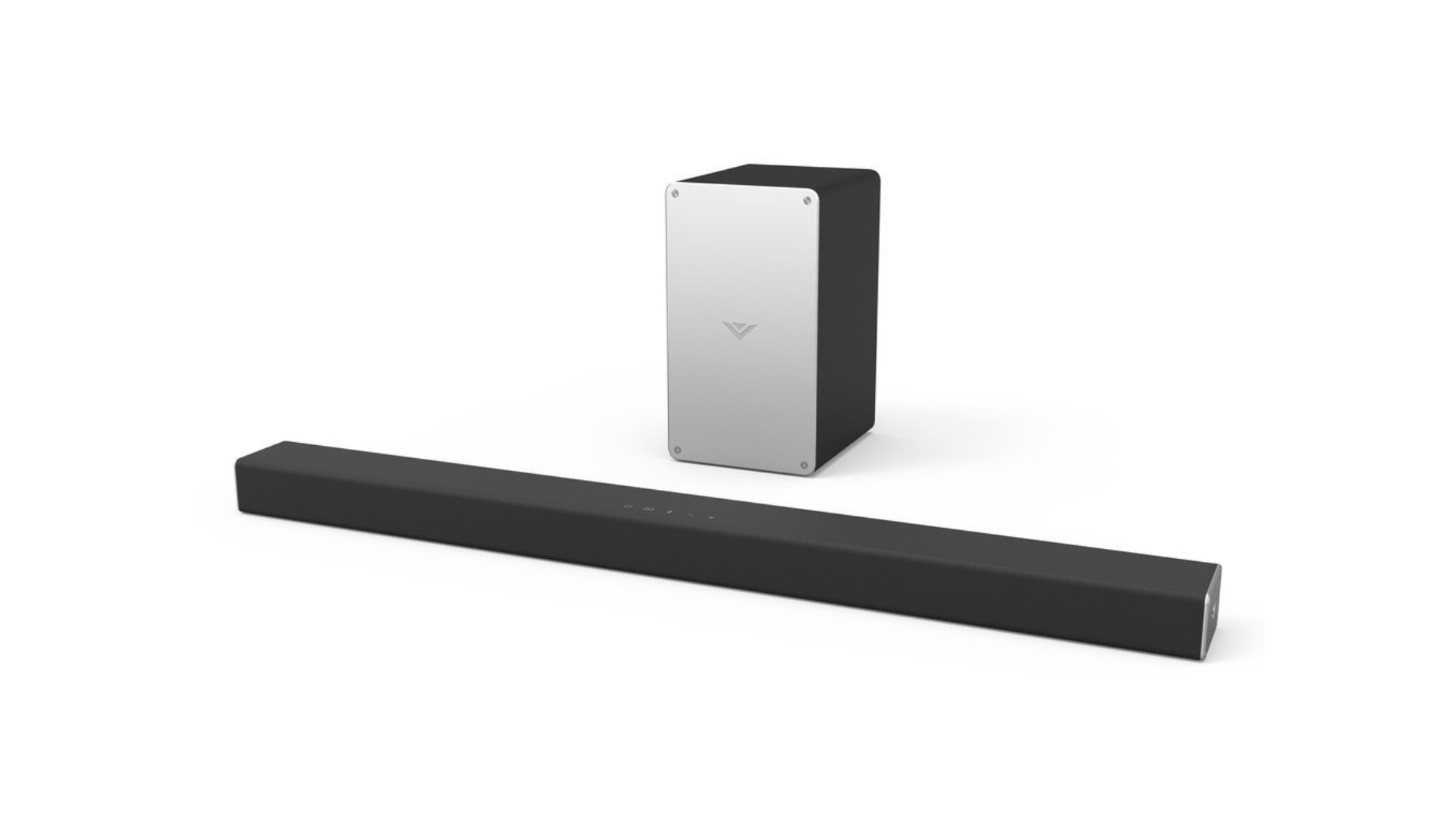 "Best Soundbar under 200 - VIZIO SB3621n-F8M 36"" 2.1 Channel Sound Bar"