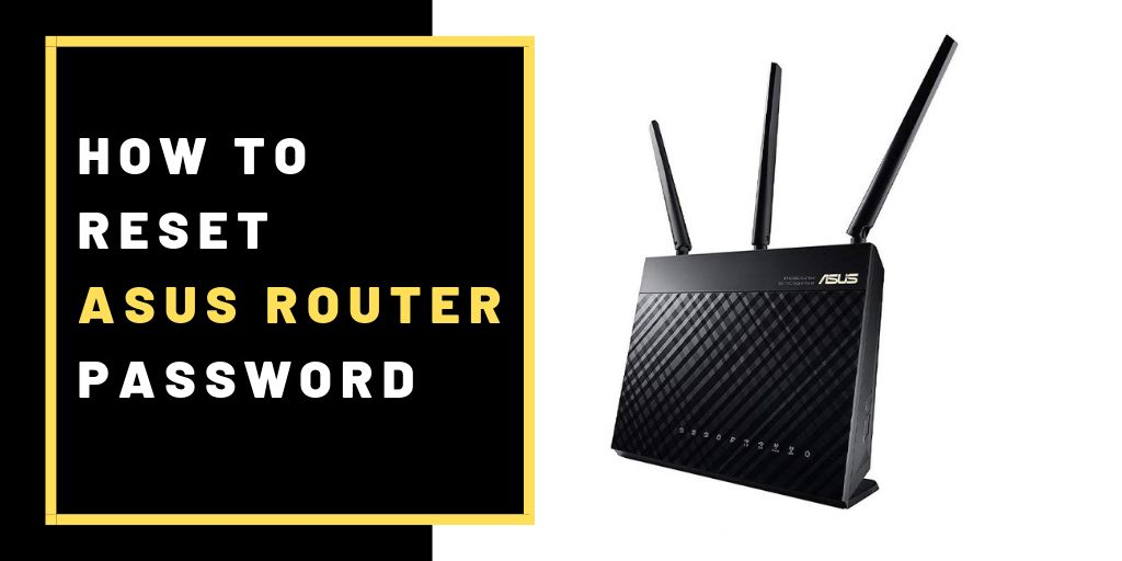 asus router default login