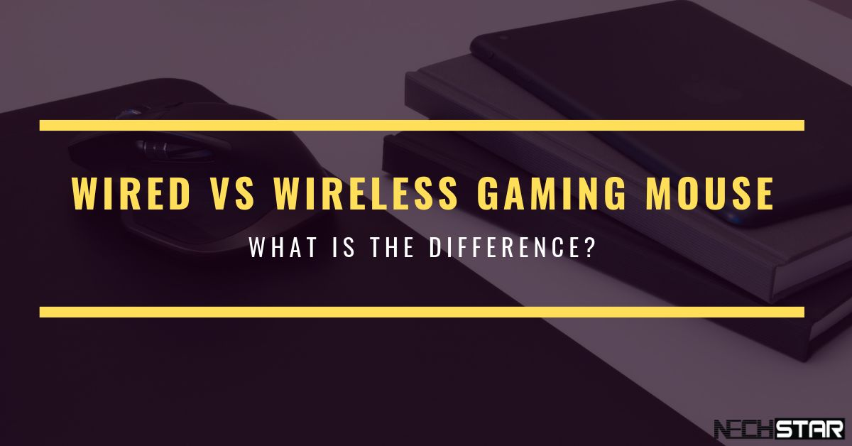 wired vs wireless gaming mouse which should you buy nechstar. Black Bedroom Furniture Sets. Home Design Ideas