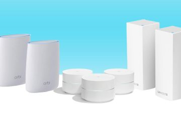Netgear Orbi vs Linksys Velop vs Google WiFi