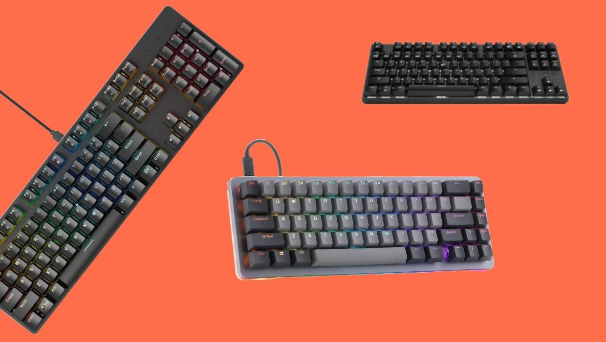 Best Hot-Swappable Mechanical Keyboards