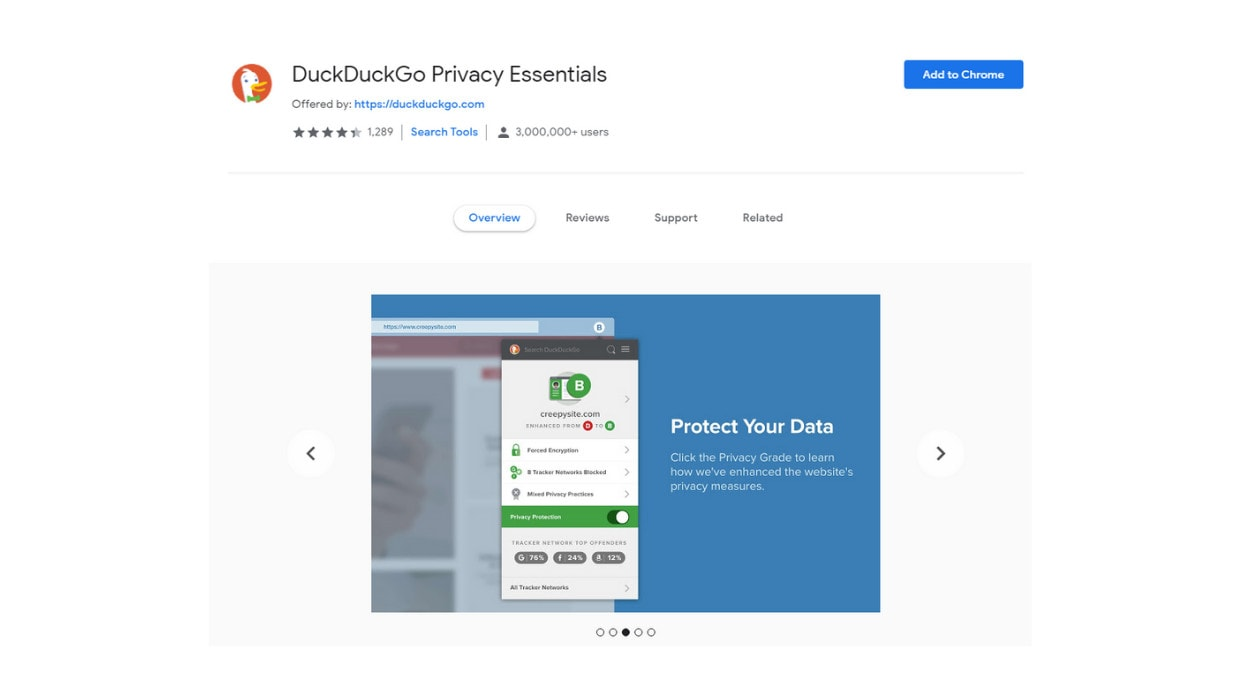 DuckDuckGO Privacy