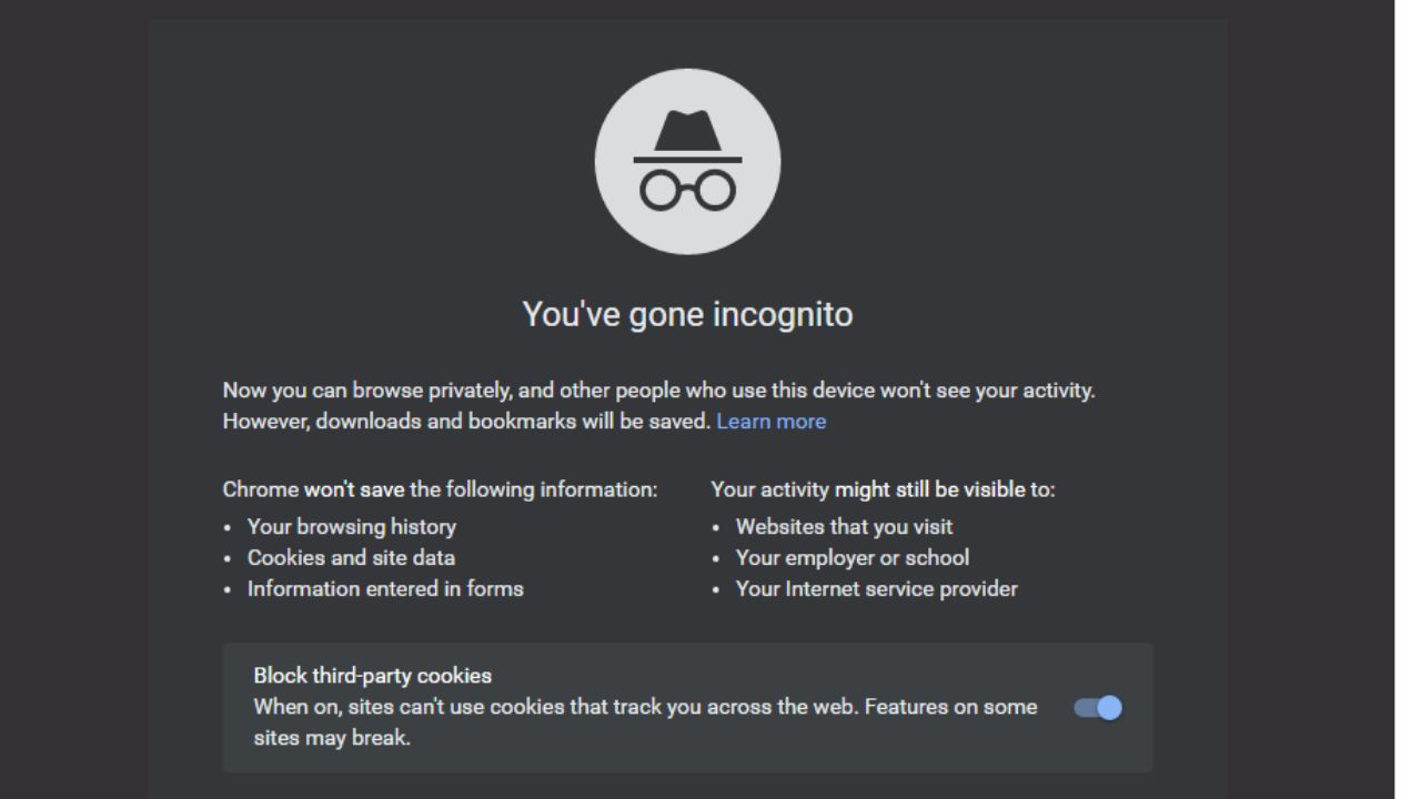 Google Chrome: How To Enable An Ad Blocker In Incognito Mode