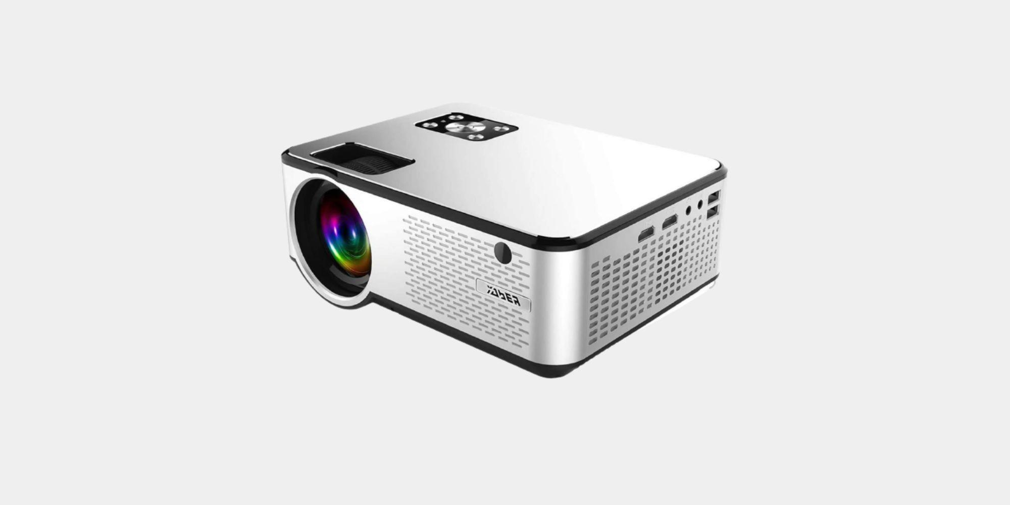 YABER Portable Projector