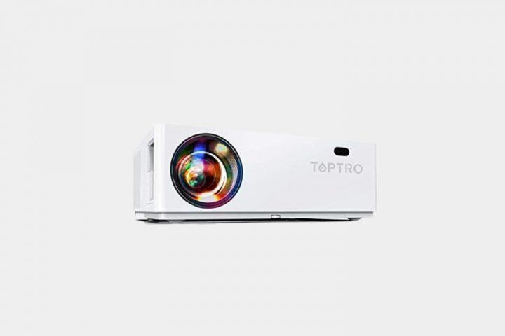 TOPTRO Bluetooth Projector