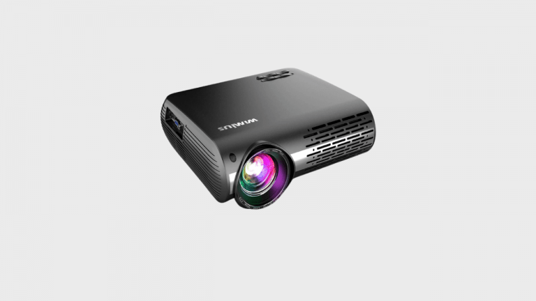 Wimius Newest P20 7200 projector review