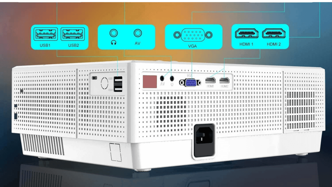 Wimius P28 projector review