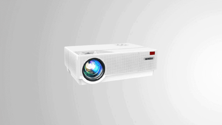 Wimius newest P28 projector