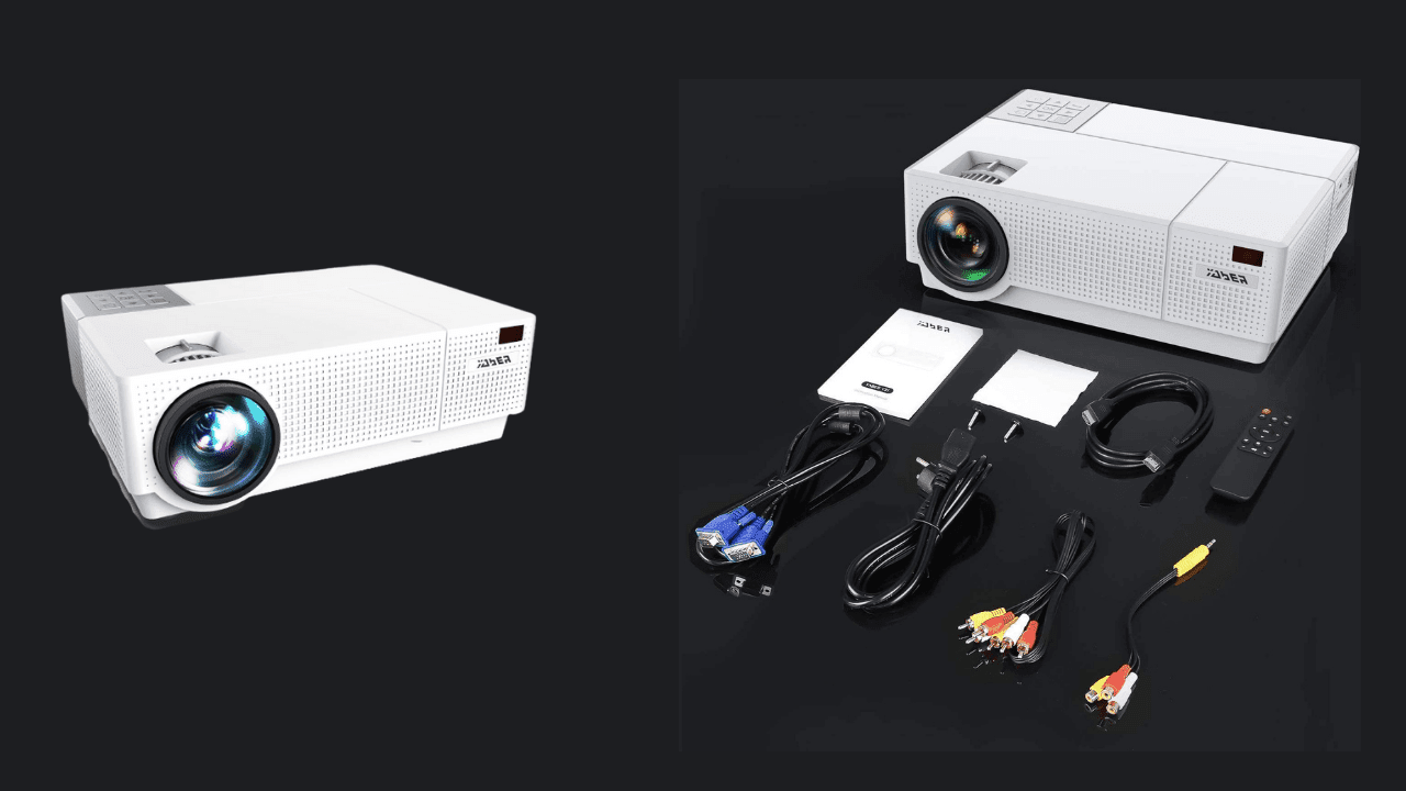 Yaber Y31 HD projector review