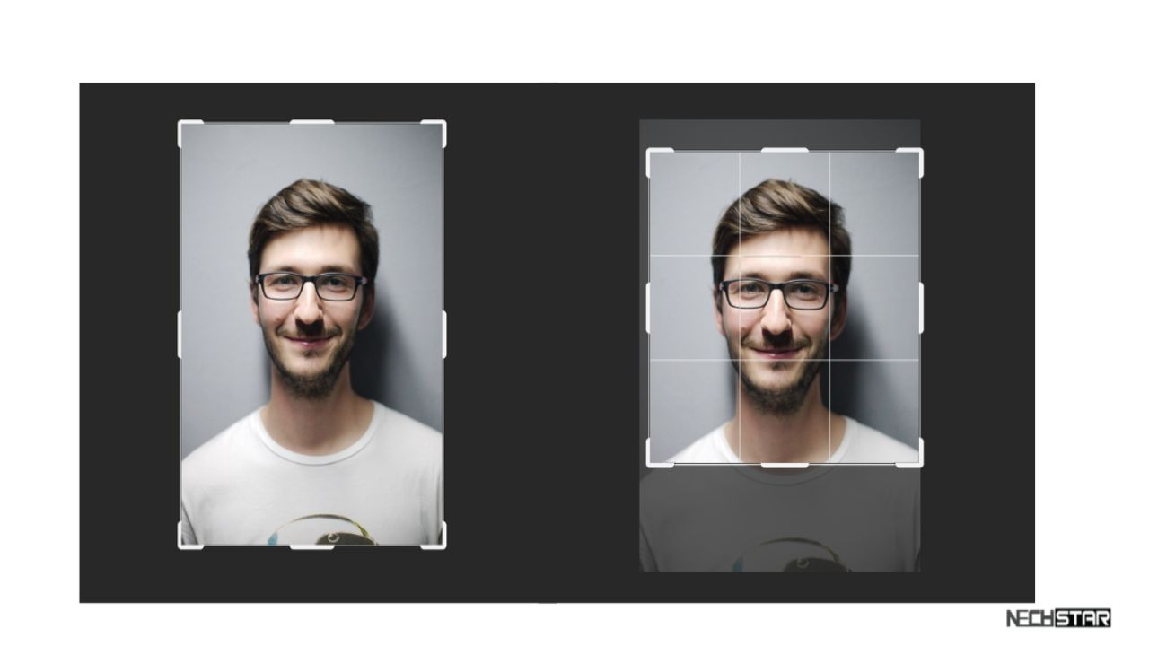 how to change a picture to 600x600 pixels