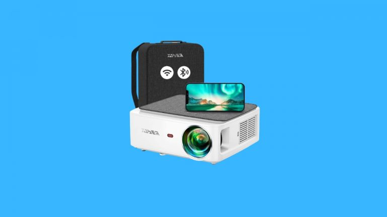 Yaber V6 projector review