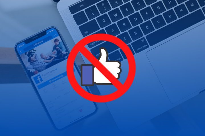 How to hide likes on Facebook and Instagram